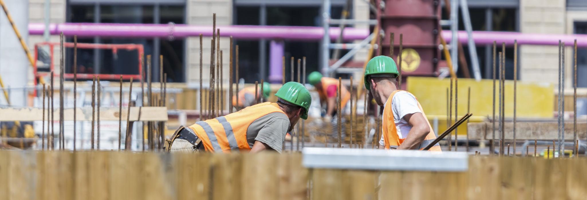 Bauherrenhaftpflicht Gewerbe