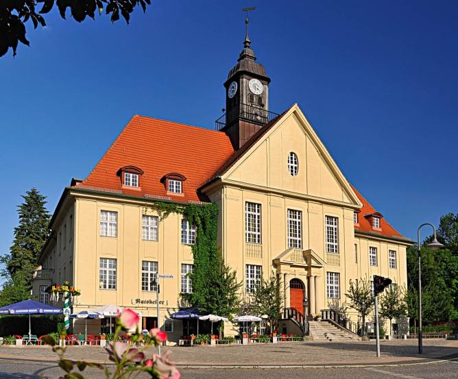 Birkenwerder Rathaus © Frank Liebke