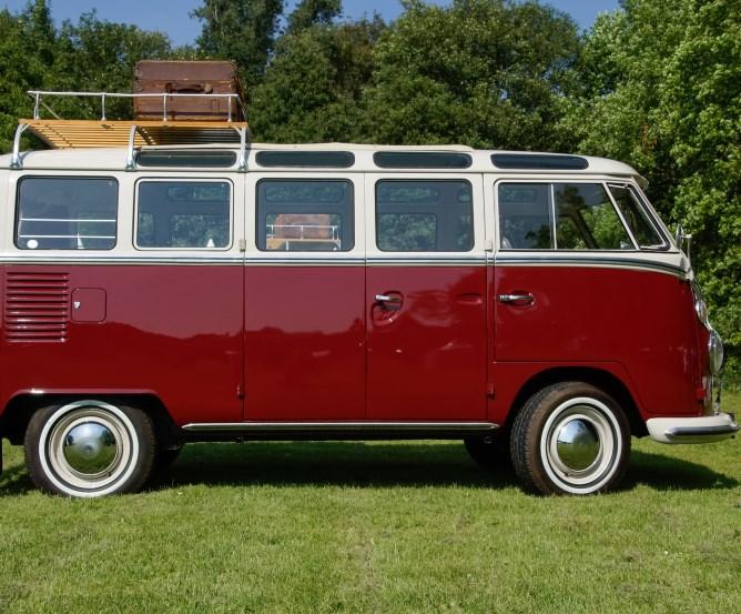 Oldtimer-Kauf - Werterhöhung VW-Bus