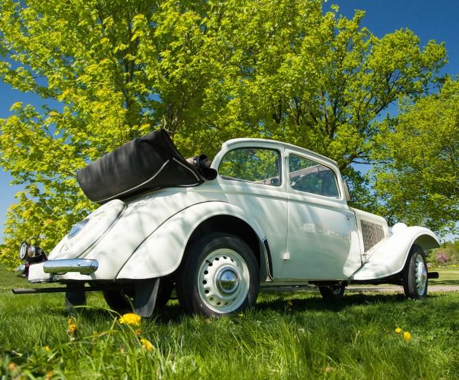 Spezielle Cabriolet Oldtimer-Versicherung