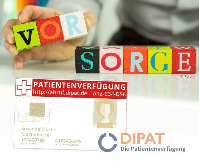 Patientenverfügung sofort zum Ausdruck (PDF)