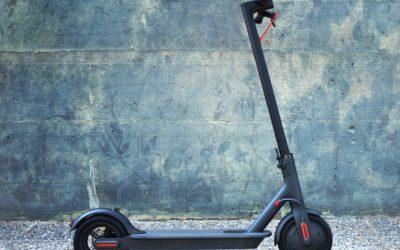 E-Roller (E-Scooter) Versicherung
