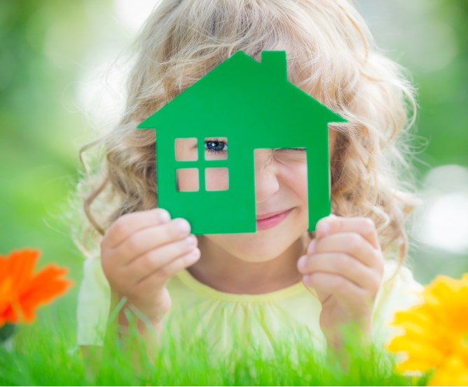 Eigenheimfinanzierung - Bausparen