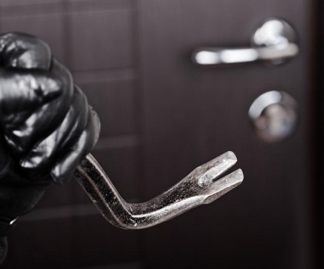 Einbrecher geben in der Regel nach 30 Sekunden auf