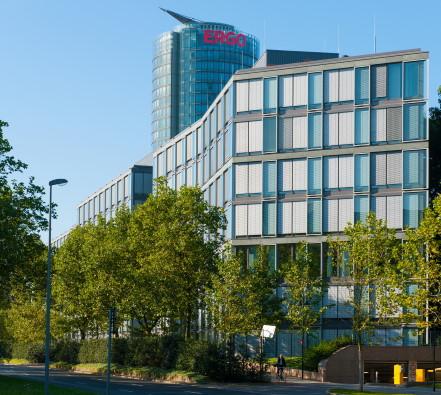 ERGO Versicherung AG in Düsseldorf