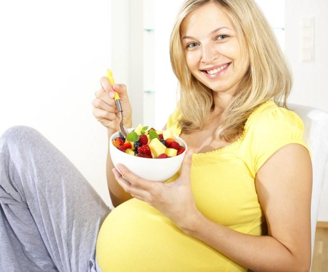 ernaehrung-schwangerschaft © Fotolia.com