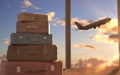 Wenn der Koffer ohne Besitzer auf Reisen geht