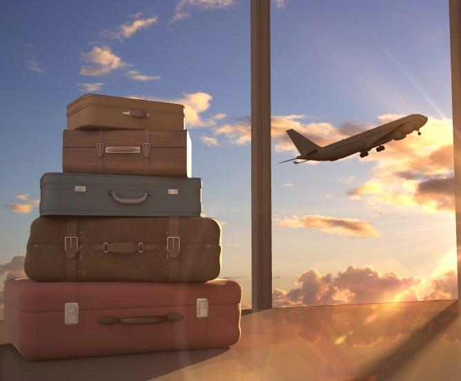 wenn der koffer ohne besitzer auf reisen geht. Black Bedroom Furniture Sets. Home Design Ideas
