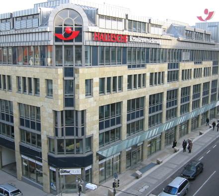 HALLESCHE Krankenversicherung in Stuttgart