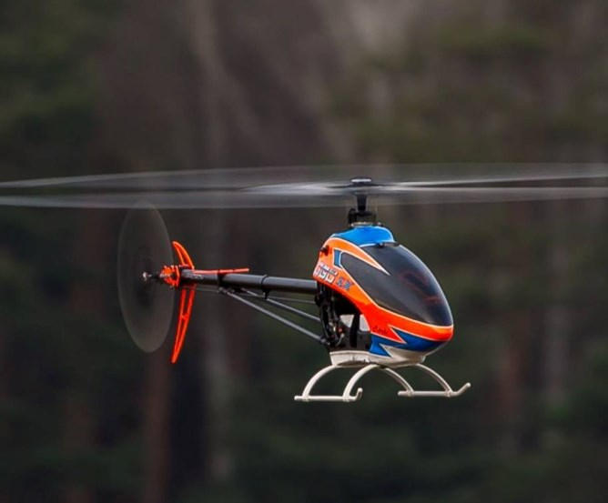 Helikopter Fernsteuerung Versicherung © Ronny Krinke