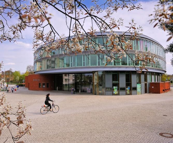 Rathaus Henningsdorf © Frank Liebke
