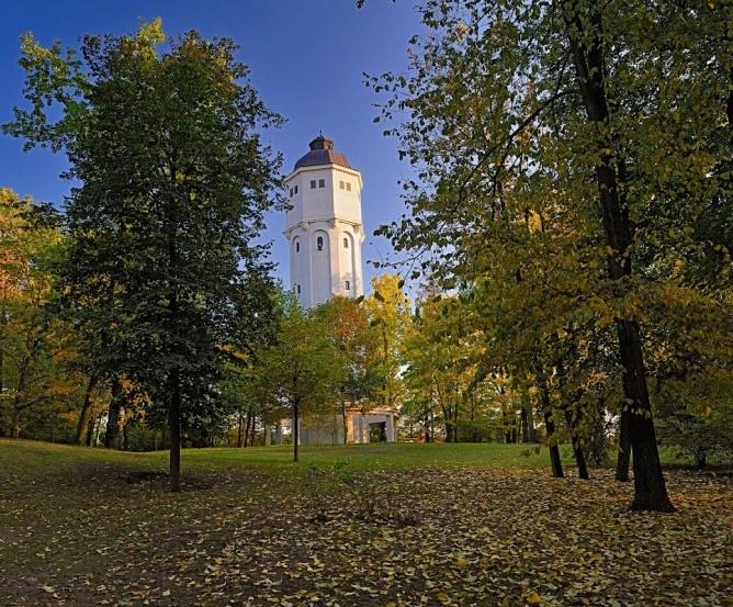 Hohen Neuendorf Park am Wasserturm © Frank Liebke