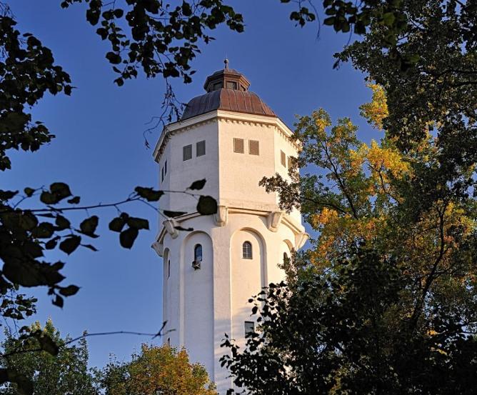 Wasserturm Hohen Neuendorf © Frank Liebke
