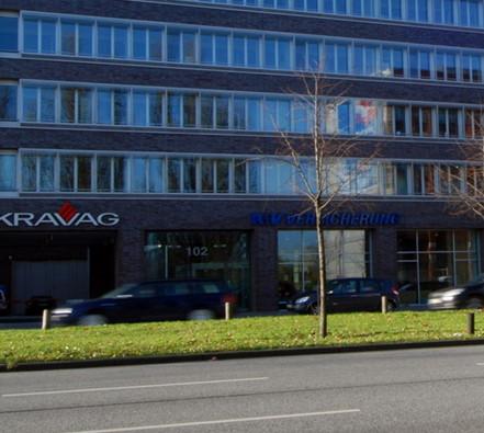 KRAVAG Versicherungen in Hamburg