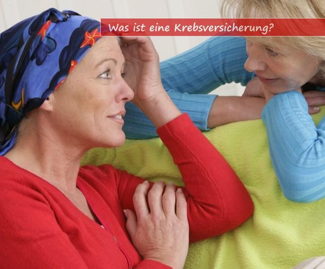 Krebsversicherung - Krebs-Erkrankung finanzielle Abgesicherung