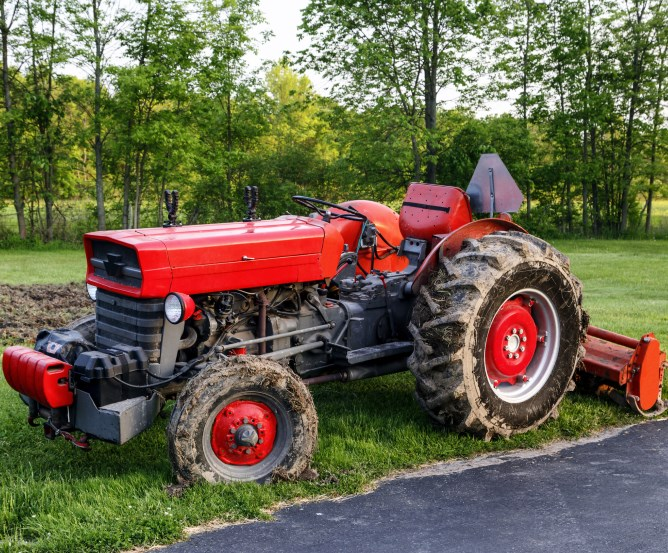 Landwirtschaft: Anbau - Ernte - Lagerung - Transport