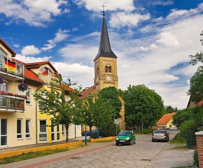 Kirche Mühlenbeck - Mühlenbecker Land © Frank Liebke