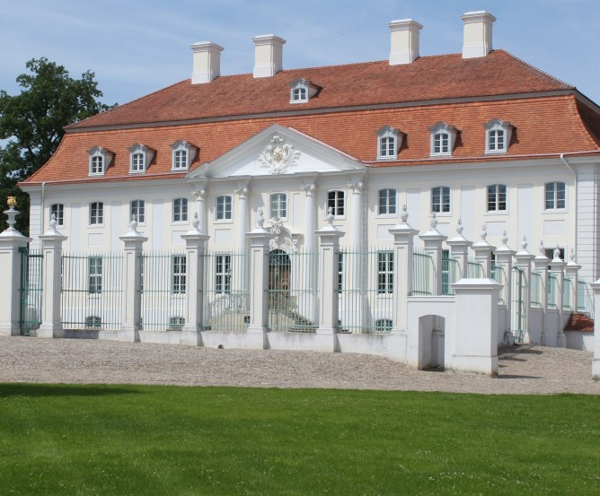 Barockschloss Meseberg