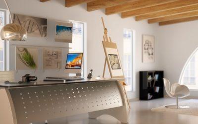 Privatwohnung als Büro nutzen – was ist zu beachten?