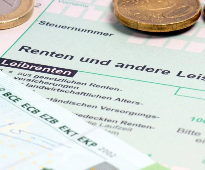 Steuern Rentner Berechnen : eink nfte rentner gesetzliche rente betriebsrente mieteinnahmen ab welchem betrag m ssen ~ Themetempest.com Abrechnung