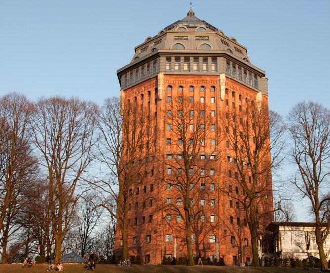Schanzenturm Hamburg
