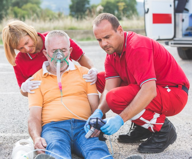 Schwerer Unfall - Professionelles Rehamanagement
