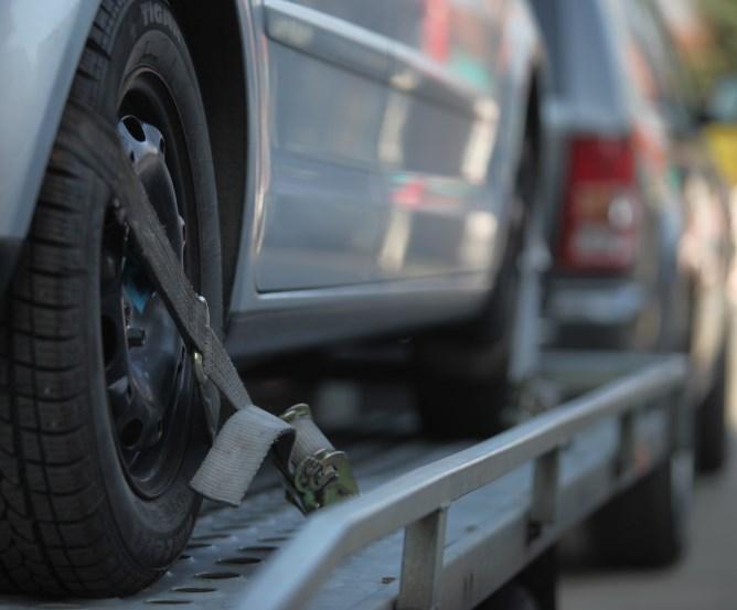 Autotrailer für Fahrzeuge