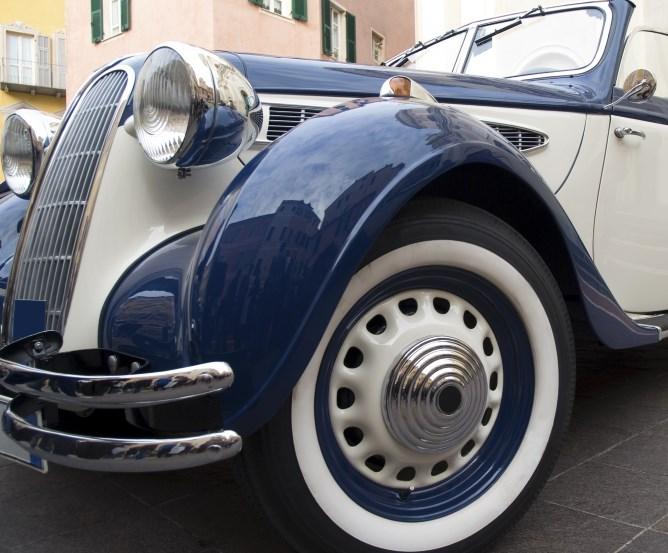 Versicherung Oldtimer BMW