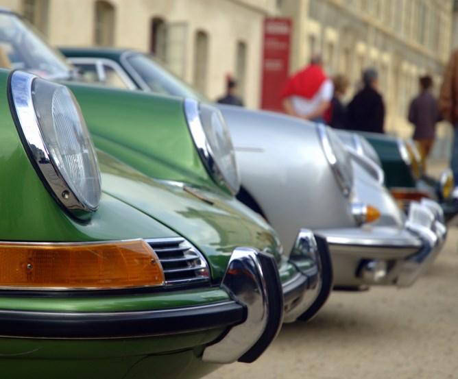 Versicherungsschutz Porsche-Oldtimer