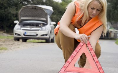 Wie kann sich ein Pannen- und Unfallhelfer schützen?