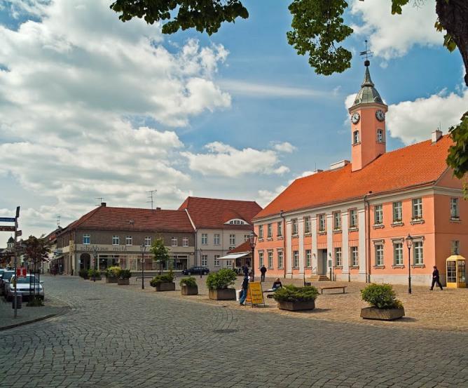 Rathaus Zehdenick © Frank Liebke